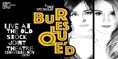 Burlesque'D - A Stage Spectacular