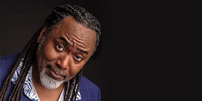 The Brand New Full-Throated Adventures of Reginald D Hunter